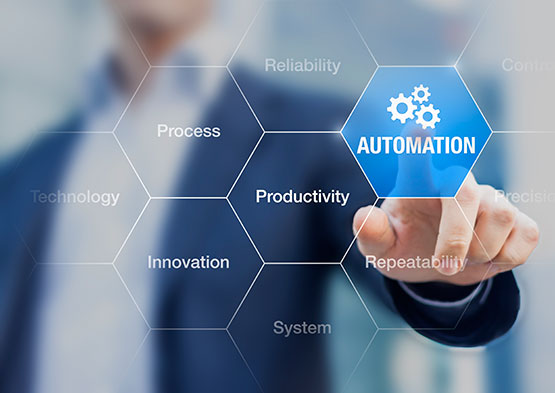 Automation Productivity System Innovation Process Reliability Technology Repeatability Precision Control